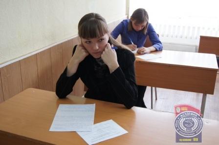 Итоговый государственный экзамен у финансистов